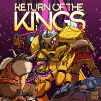 Bad Royale - Return Of The Kings EP (Explicit)