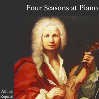 Antonio Vivaldi - Four Seasons at Piano