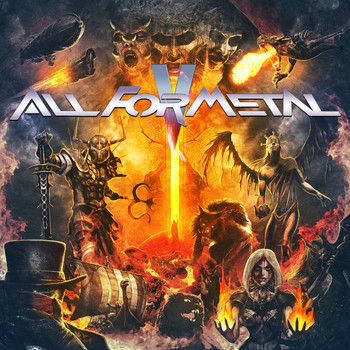 Various Artists - All for Metal, Vol. 5 (Explicit)