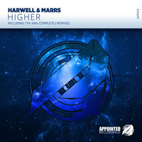 Harwell & Marrs - Higher Including TYK & CompleteJ Remixes