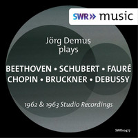 Jörg Demus - Debussy, Bruckner, Schubert & Others: Solo Piano Works