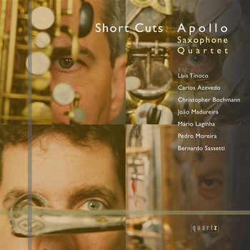 Apollo Saxophone Quartet / Rob Buckland / Andy Scott - Short Cuts