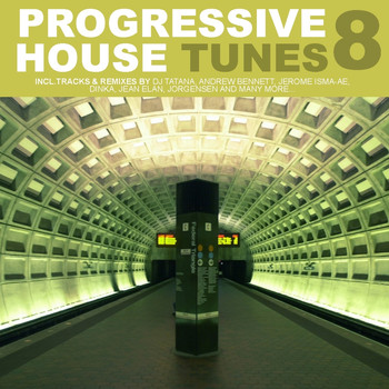 Various Artists - Progressive House Tunes Vol.8