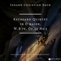 Collegium Musicum Fluminense - Johann Christian Bach - Quintet in D Major, Op. 22 No.1