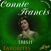 Connie Francis - Sings Irish Favorites (New mastering)