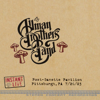 Allman Brothers Band - Black Hearted Woman (Live at Post-Gazette Pavilion, Pittsburgh, Pa, 7/26/2003)