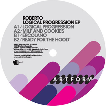 Roberto - Logical Progression - EP