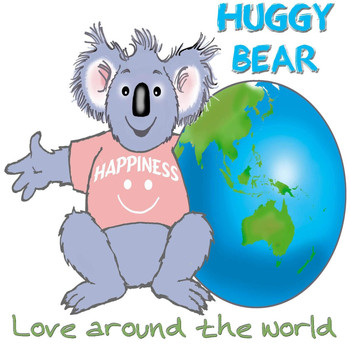 Huggy Bear - Love Around the World