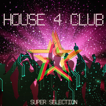 Various Artists - House 4 Club