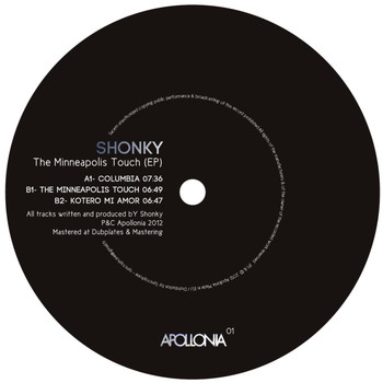 Shonky - The Minneapolis Touch