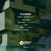 Cloonee - Real Thing EP
