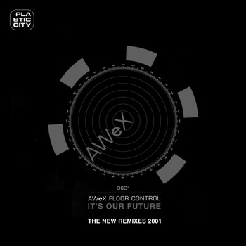 AWeX - It's Our Future (The New Remixes 2001)