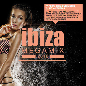 Various Artists - Ibiza Megamix 2018