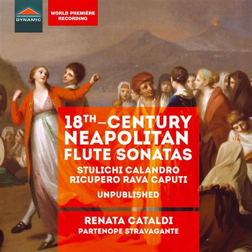 Renata Cataldi / Partenope Stravagante MP3 Track Antonio Caputi: Flute Sonata in D Major: I. Larghetto e cantabile