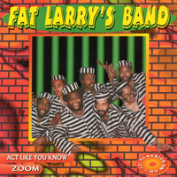 Fat Larry's Band - Act Like You Know - EP