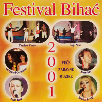 Various Artists - Bihac Festival 2001 (Live)