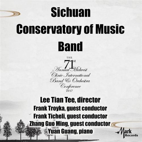 Sichuan Conservatory of Music Band / Tian Tee Lee MP3 Track Chengzong Yin; Fei-sheng Xu; Li Hong Sheng; Shucheng Shi; Wanghua Chu; Zhuang Liu: The Yellow River Piano Concerto: IV. Defend the Yellow River (Live)