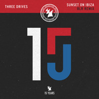 Three Drives - Sunset On Ibiza (BLR Remix)