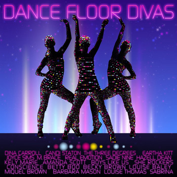 Various Artists - Dance Floor Divas