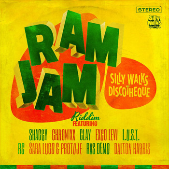Silly Walks Discotheque - Silly Walks Discotheque Presents Ram Jam Riddim