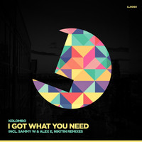 Kolombo - I Got What You Need