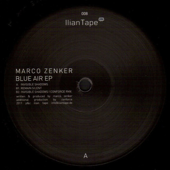 Marco Zenker - Blue Air