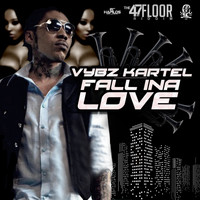 Vybz Kartel - Fall Ina Love (Explicit)