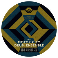 Motor City Drum Ensemble - Send a Prayer EP