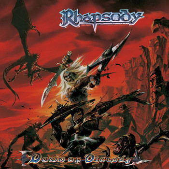 Rhapsody - Dawn of Victory