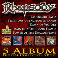 Rhapsody - Rhapsody Digital Collector's Box