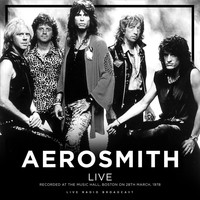 Aerosmith - Live Radio Broadcast
