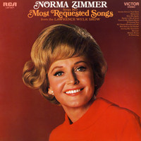 "Norma Zimmer - Sings Her Most Requested Songs from ""The Lawrence Welk Show"""