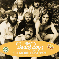 The Beach Boys - Fillmore East 1971 (Live)