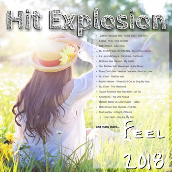 Various Artists - Hit Explosion Feel 2018 (Explicit)