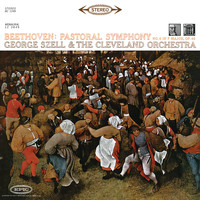 "George Szell - Beethoven: Symphony No. 6 in F Major, Op. 68 ""Pastoral"""