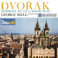 George Szell - Dvorák: Symphony No. 4 in G Major, Op. 88