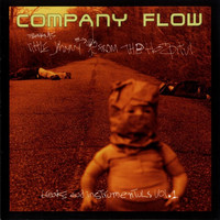 Company Flow - Little Johnny from the Hospitul: Breaks and Instrumentals, Vol. 1