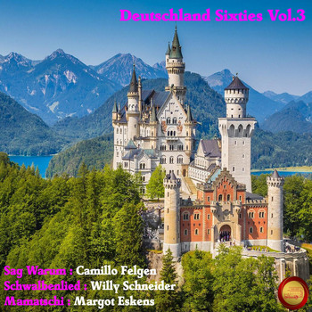 Various Artists - Deutschland Sixties, Vol. 3