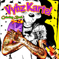 Vybz Kartel - Coloring Book Tun Up