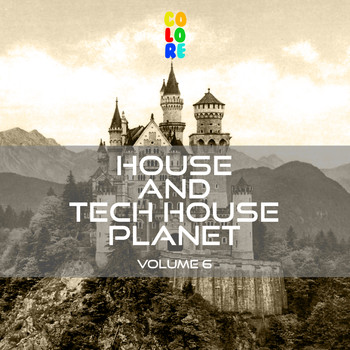 Various Artists - House and Tech House Planet, Vol. 6