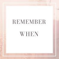David Hall - Remember When