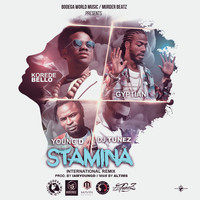Korede Bello - Stamina (International Remix)