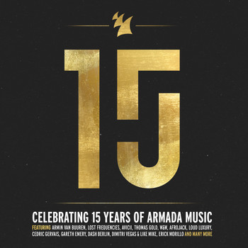Various Artists - Armada 15 Years