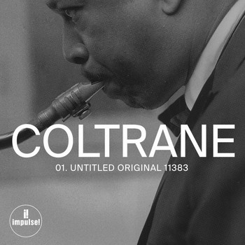 John Coltrane - Untitled Original 11383