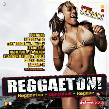 Various Artists - Reggaeton! (20 Latin Hits, The Very Best of Reggaeton, Dembow, Urban)