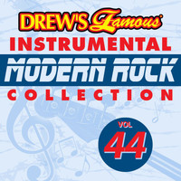 The Hit Crew - Drew's Famous Instrumental Modern Rock Collection (Vol. 44)