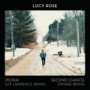 Lucy Rose - Moirai / Second Chance Remixes