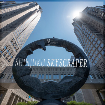 Music Grapher - Shinjuku Skyscraper