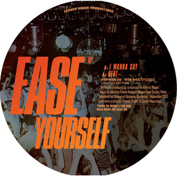 Franck Roger - Ease Yourself EP