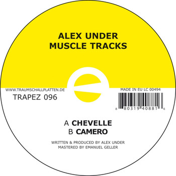 Alex Under - Muscle Tracks
